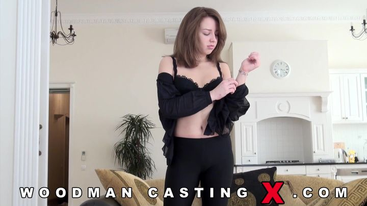 Brunette babe likes to have casual anal sex with her married male