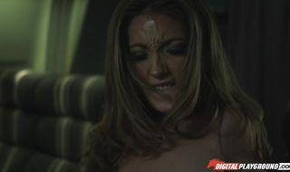 Kinky minx 's tight ass got a thorough licking and fucking