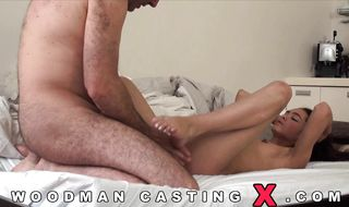 Heavenly maid got butt fucked because she asked for it nicely