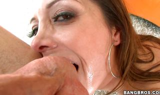 Luscious Francesca Le sure loves getting her bum drilled especially with a big shlong