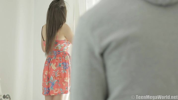 Charming Gabi is smoking hot who likes to get butt fucked quite often
