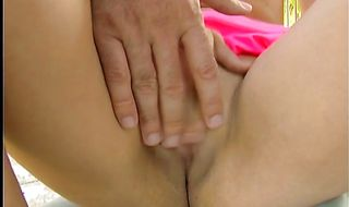 Worshipped girl Kristen with butt made for sodomy lets man to go in deep and hard