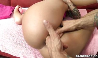 Christy Mack likes to have gentle anal sex quite often