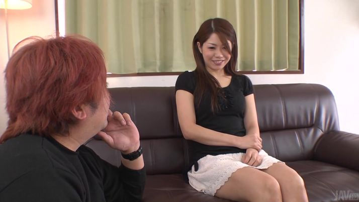 Lusty gal Rika Minamino gets her tight booty fucked good