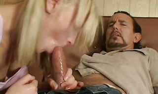 Holly had anal sex with fellow