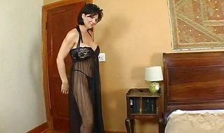 Pungent Deauxma seduced buddy and butt fucked him until they both cummed