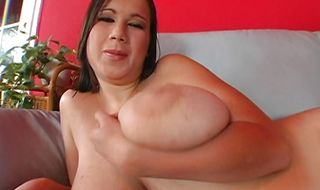 Fascinating maid Terry can not handle a day without a hard prick in her mouth and ass