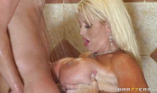 Horny Alura Jenson got anal fucked and had one of the most intense orgasms in her life