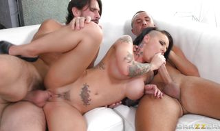Awesome Christy Mack got throat fucked because she decided to become a pornstar very fast