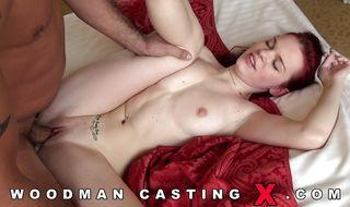 Delectable bombshell got her bum drilled good and got cum all over her face