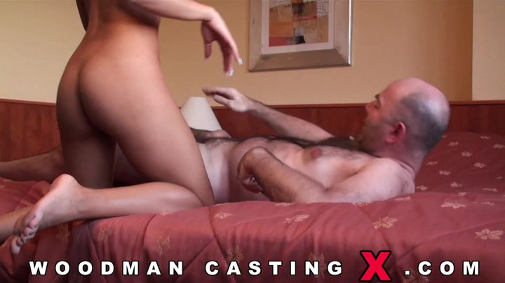 Spicy maid 's butt gets a heavenly treatment from a strong fucker